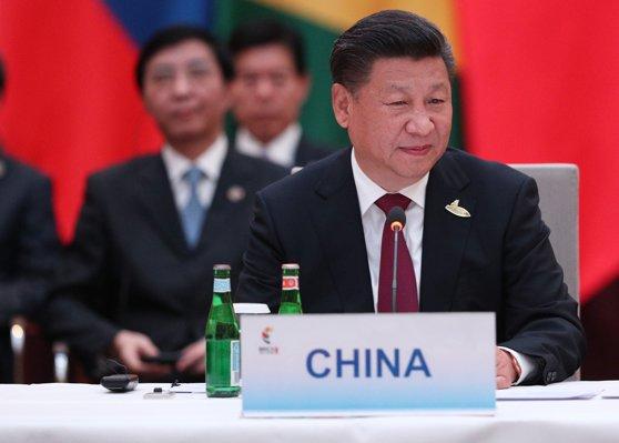 Imaginea articolului Xi Jinping îşi exprimă în continuare sprijinul pentru şefa Executivului din Hong Kong