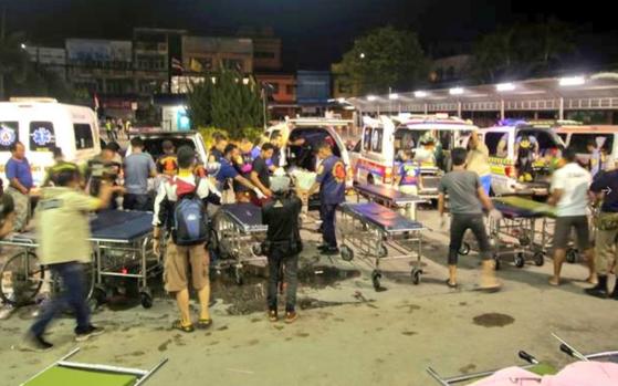 """Imaginea articolului Atac armat în Thailanda: Cel puţin 15 persoane au murit/ Poliţia susţine că este """"unul dintre cele mai cumplite atacuri din perioada recentă"""""""