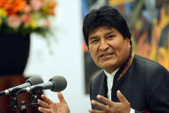 Imaginea articolului Preşedintele Boliviei a demisionat, în contextul protestelor masive / Preşedintele Senatului bolivian anunţă că îşi dă demisia
