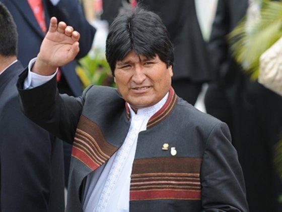 Imaginea articolului Evo Morales nu va putea candida la următoarele alegeri prezidenţiale din Bolivia