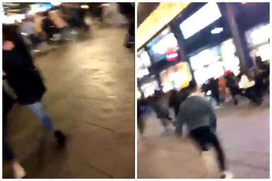 Imaginea articolului Atac cu cuţitul la Haga. Autorităţile îl caută în continuare pe autor