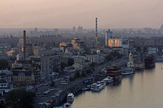 Imaginea articolului VIDEO | Crimă în stil mafiot în centrul Kievului: Fiul unui politician ucrainean a fost ucis