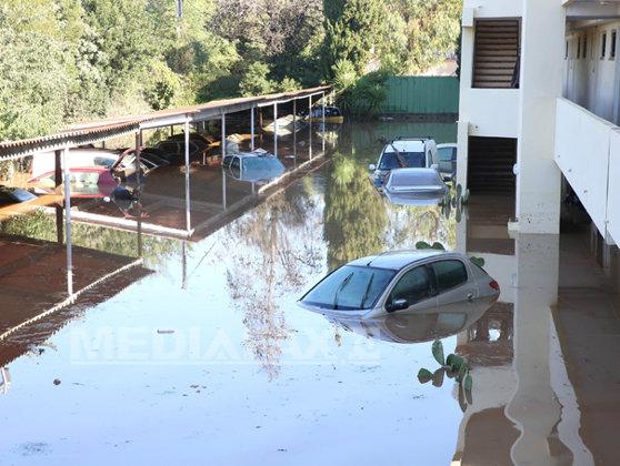 Imaginea articolului Inundaţiile devastatoare au făcut victime în sud-estul Franţei: Cel puţin cinci persoane, dintre care trei salvatori, au murit