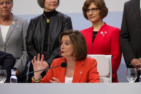 Imaginea articolului Nancy Pelosi, la Conferinţa ONU pe tema climei: Statele Unite încă sunt implicate în reducerea poluării
