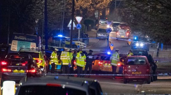 Imaginea articolului Nou incident în Marea Britanie. Un individ a intrat cu maşina într-un grup de pietoni: Un copil a murit. FOTO, VIDEO