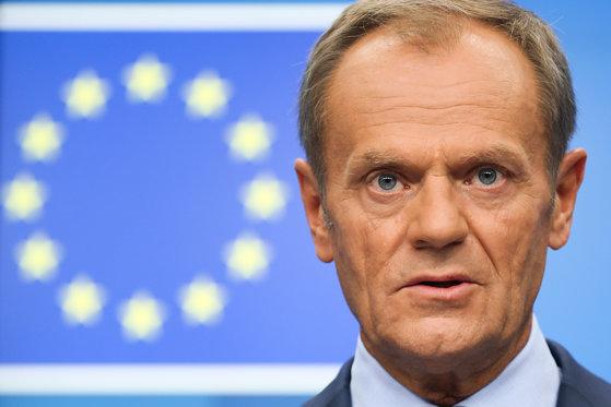 """Imaginea articolului Donald Tusk: Brexit, printre """"cele mai spectaculoase greşeli"""" din istoria UE"""