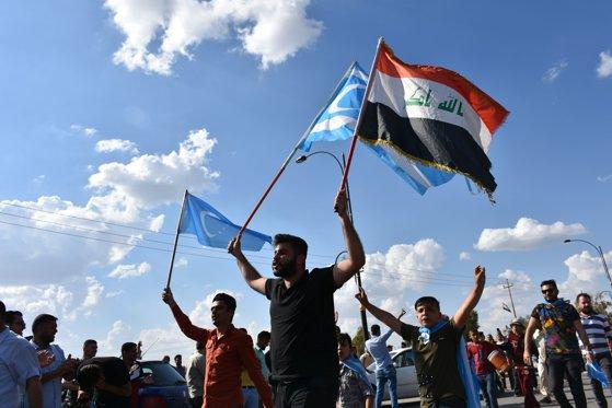 Imaginea articolului Un lider al protestatarilor irakieni a fost ucis în oraşul Karbala, după o manifestaţie antiguvernamentală