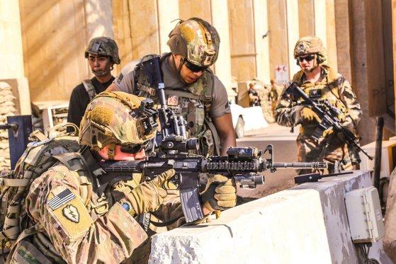 Imaginea articolului Guvernul Irakului vrea cooperare cu SUA pentru retragerea trupelor americane