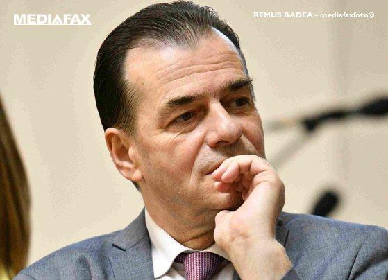 Imaginea articolului Orban le-a transmis oficialilor europeni priorităţile României: Menţinerea unei finanţări solide