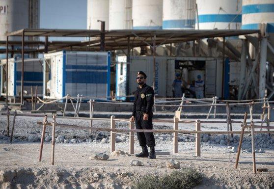 Imaginea articolului Cutremur cu magnitudinea 4,5, în apropierea centralei nucleare din Iran