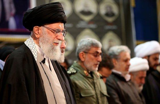 """Imaginea articolului Liderul Suprem al Iranului: Atacurile asupra bazelor militare americane au fost o """"palmă peste faţa"""" Statelor Unite"""