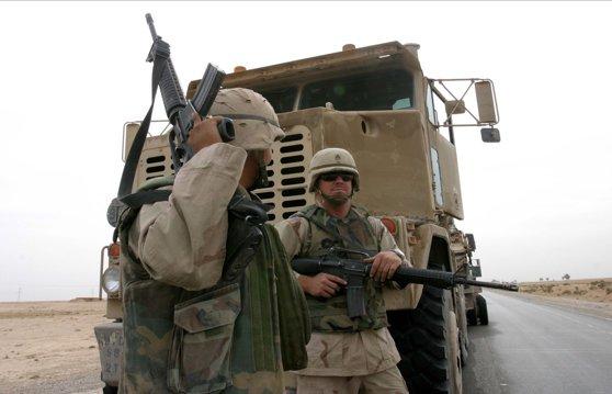 Imaginea articolului Încă o ţară îşi retrage o parte din efectivele militare din Irak