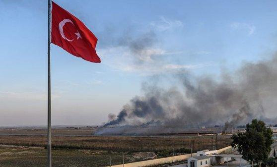 Imaginea articolului Patru militari turci au fost ucişi într-un atentat produs în Siria