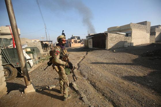 Imaginea articolului Două rachete au lovit Zona Verde din Bagdad