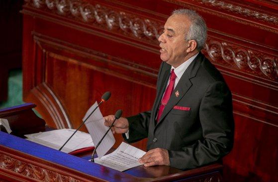 Imaginea articolului Parlamentul tunisian a respins Guvernul propus de Habib Jemli