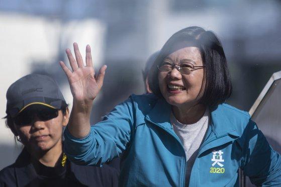 Imaginea articolului Număr record de voturi: Tsai Ing-wen a câştigat al doilea mandat de preşedinte al Taiwanului. Mesajul privind impasul în relaţiile cu China