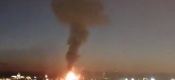 Imaginea articolului Explozie de amploare într-o uzină chimică din Spania. O persoană a murit | VIDEO
