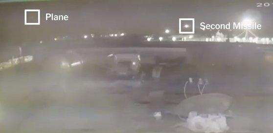 Imaginea articolului Avionul de pasageri prăbuşit în Iran a fost lovit de două rachete. Aeronova a fost lovită de două ori în 23 de secunde | VIDEO