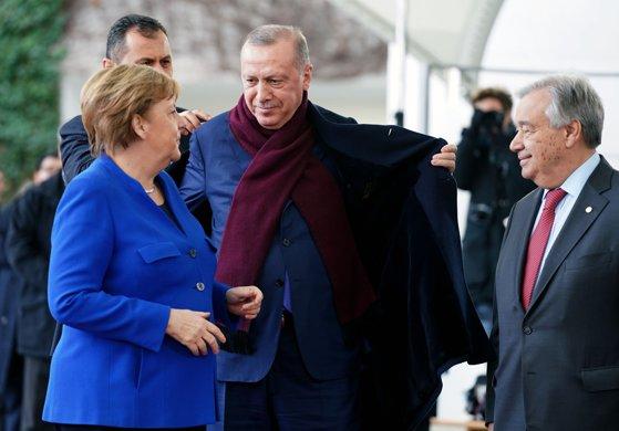 Imaginea articolului Angela Merkel şi Tayyip Erdogan se întâlnesc vineri, la Istanbul. Care vor fi subiectele abordate