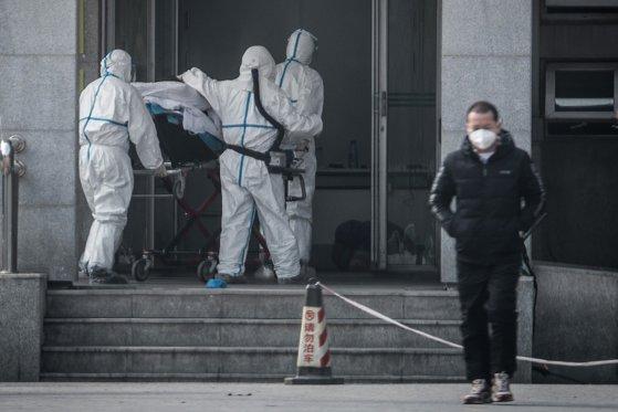Imaginea articolului După SUA, încă două ţări vor să îşi evacueze oamenii din Wuhan. Statele au primit acordul autorităţilor chineze