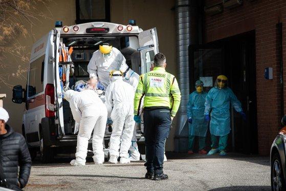 Italia a anunţat primele cazuri de coronavirus. Câţi oameni au fost infectaţi până acum