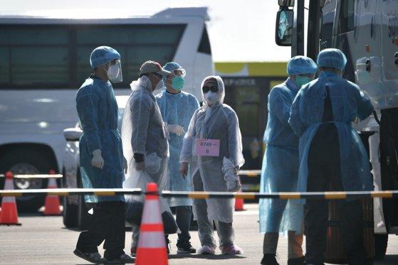 Imaginea articolului Coreea de Sud a raportat 376 de noi cazuri de coronavirus