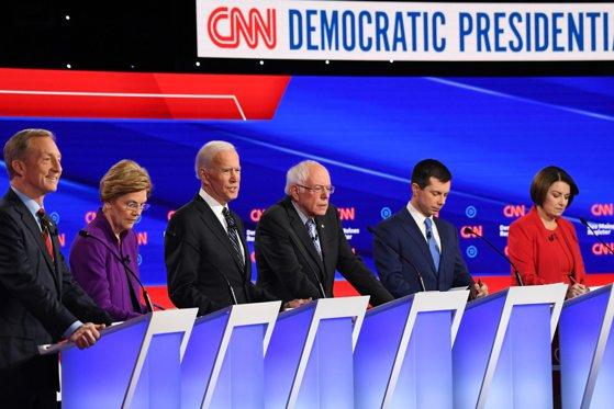 Imaginea articolului Pete Buttigieg va părăsi cursa nominalizării democraţilor pentru preşedinţia Statelor Unite