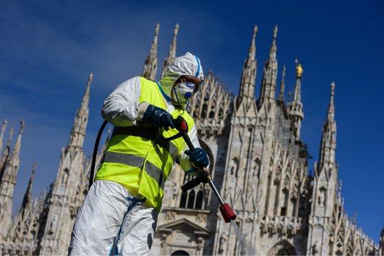 Bilanţul epidemic a ajuns la 17.127 de morţi în Italia. În total, 135.586 de cazuri de coronavirus