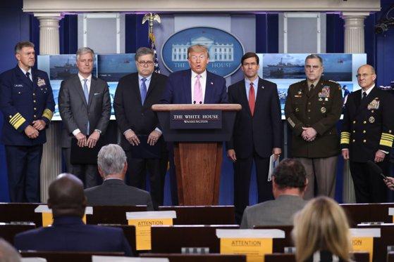 SUA: Forţele de ordine, avertisment asupra grupărilor extremiste care încearcă să profite de pe urma pandemiei. Documentul oficial publicat