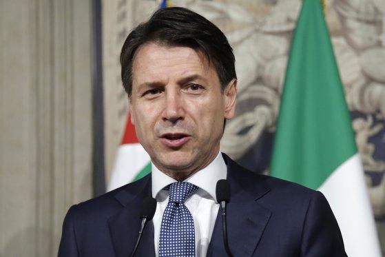 Premierul Italiei, avertisment pentru UE. Pandemia, test pentru unitatea blocului comunitar.