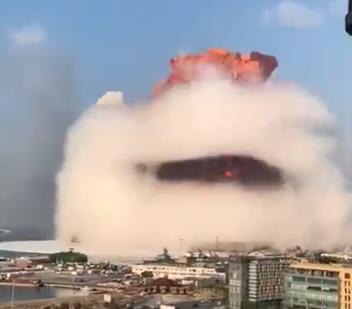 Imaginea articolului MAE: Ambasada României la Beirut a fost afectată de explozia din oraşul libanez