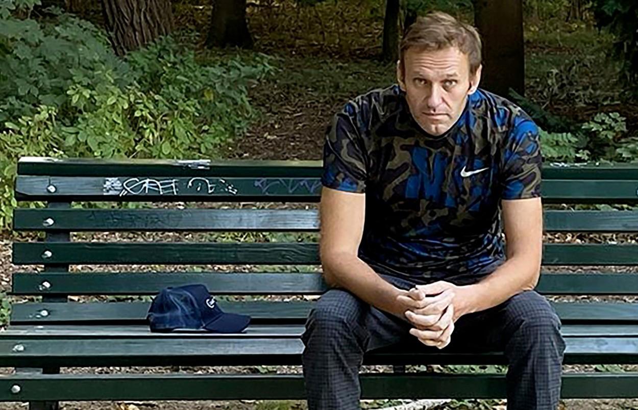 """Alexei Navalnîi solicită UE să """"vizeze banii"""" oligarhilor apropiaţi lui Putin pentru a-i sancţiona: """"Această abordare va(...)"""