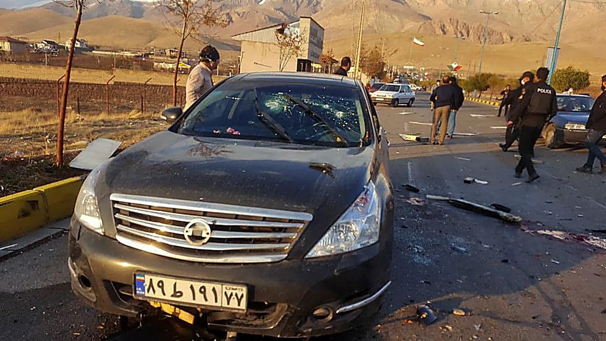 Directorul programului nuclear din Iran, vizat de un atac armat, la Teheran. UPDATE: Iranul confirmă(...)
