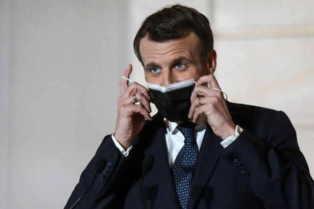 Emmanuel Macron atenţionează ţările care vor certificate de vaccinare pentru relansarea turismului |EpicNews