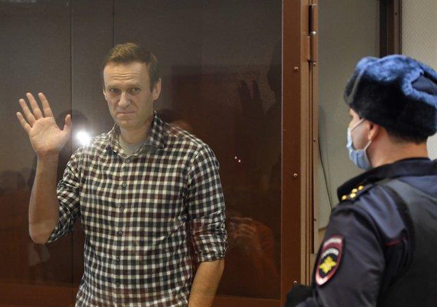 Aleksei Navalnîi a fost transferat din Moscova într-o colonie penală|EpicNews