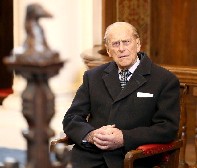 Prinţul Philip al Marii Britanii, procedură de succes pentru o afecţiune cardiacă preexistentă|EpicNews