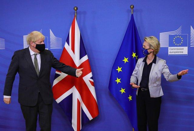 Brexitul din nou în pericol: Parlamentul UE a refuzat să stabilească o dată pentrul votul pe acordului comercial UE-Marea Britanie în semn de protest|EpicNews