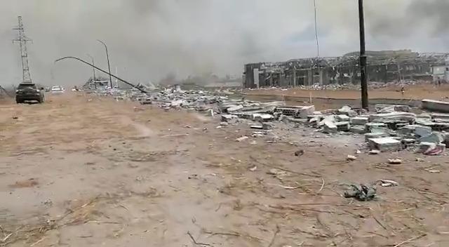 """Cel puţin 20 de persoane au murit şi peste 600 au fost rănite într-o serie de explozii ca urmare a """"manipulării neglijente a dinamitei"""" în Guineea Ecuatorială"""