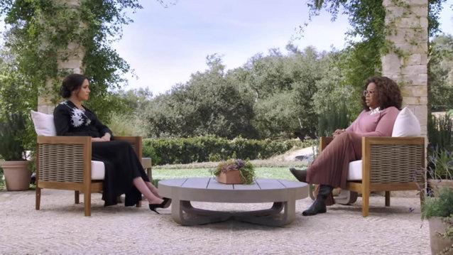 Interviul cuplului Harry şi Meghan Markle a înregistrat audienţe record, cele mai mari de la difuzarea premiilor Oscar în februarie 2020|EpicNews
