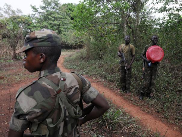 Doi oameni au fost ucişi în timpul protestelor anti-ONU din Congo