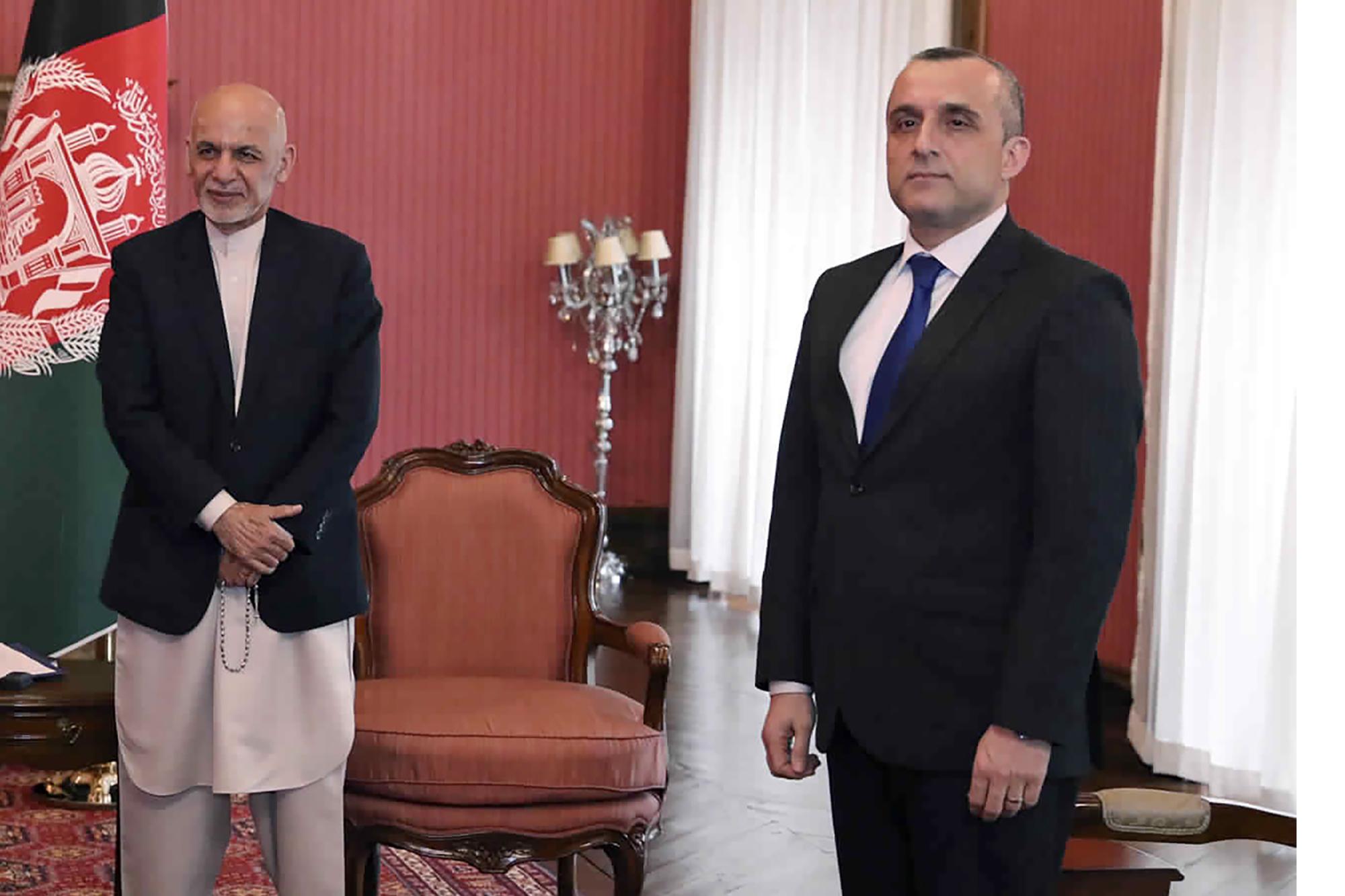 Preşedintele Afganistanului susţine că poate asigura apărarea ţării după retragerea trupelor SUA