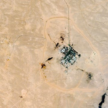 Incident periculos în Israel: O rachetă siriană a explodat în aproprierea unui reactor nuclear