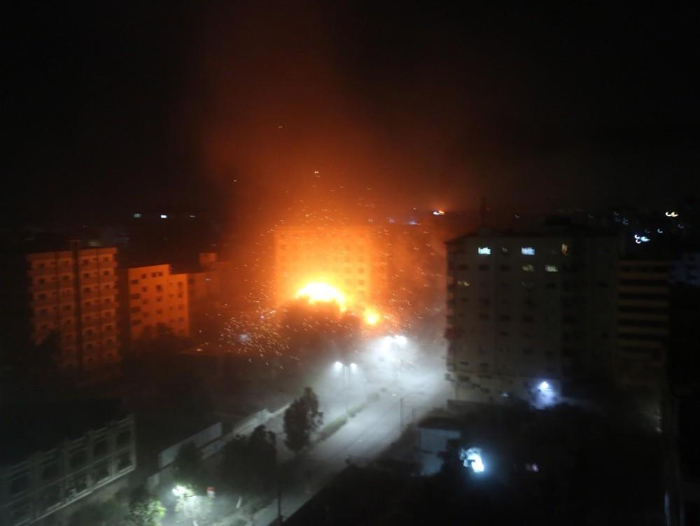 ULTIMA ORĂ. Informaţii actualizate din Israel. Cel puţin 35 de morţi în Gaza, Israelul răspunde la atacurile cu(...)