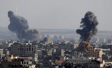 """ONU, în alertă după violenţele din Israel. Avertisment cu privire la un posibil """"război total"""""""