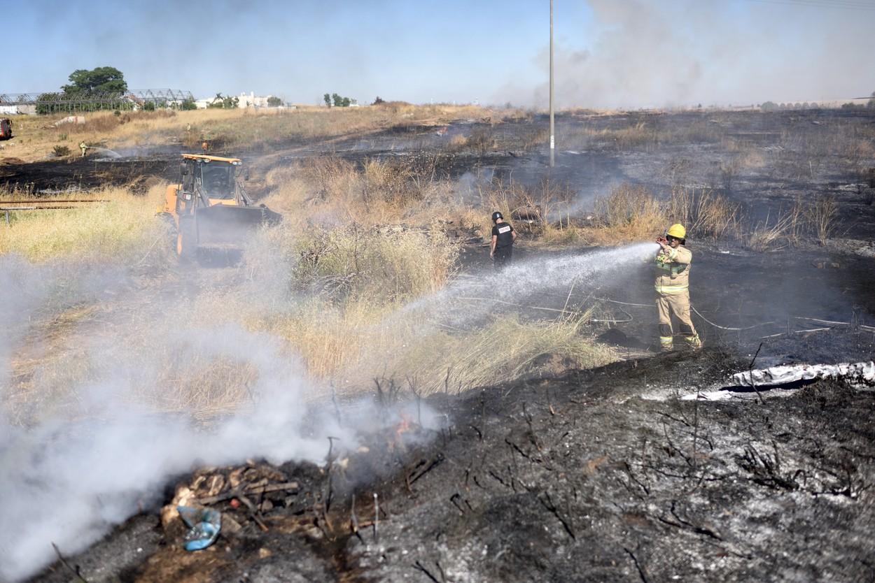 Israelul masează soldaţi la frontiera  cu Fâşia Gaza. Armata a pregătit planurile pentru o invazie terestră