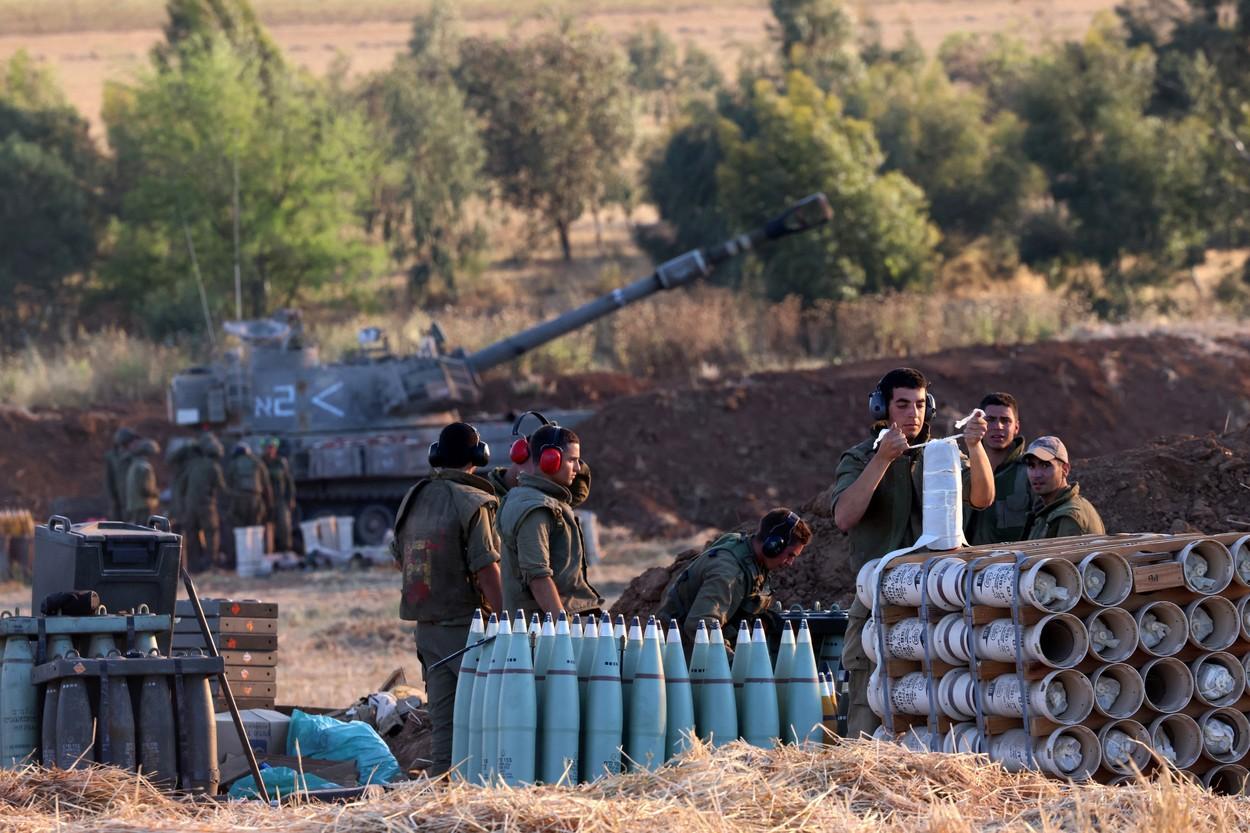 Armata israeliană desfăşoară operaţiuni sol-aer contra grupurilor islamiste din Fâşia Gaza / Trupele sunt concentrate în(...)