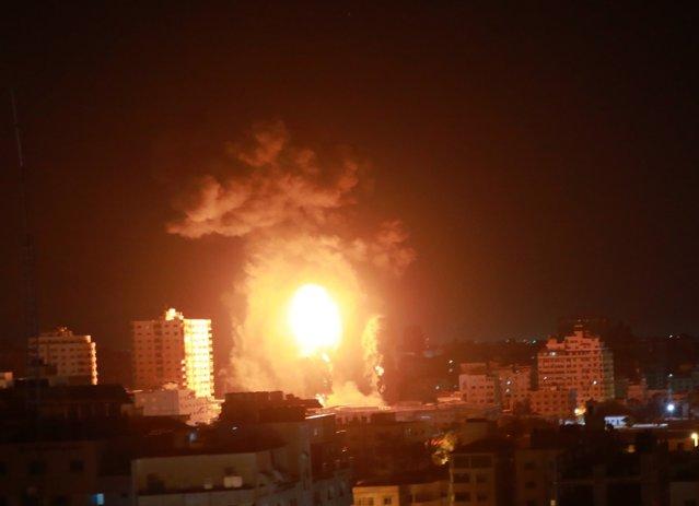 Lider operaţional al organizaţiei Jihadul Islamic a fost ucis într-un raid aerian israelian efectuat în Fâşia Gaza|EpicNews