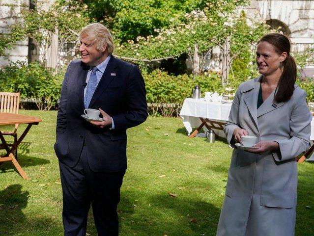 Revolta asistentei medicale care l-a îngrijit pe Boris Johnson, când a fost bolnav grav de COVID. Ce a decis femeia|EpicNews