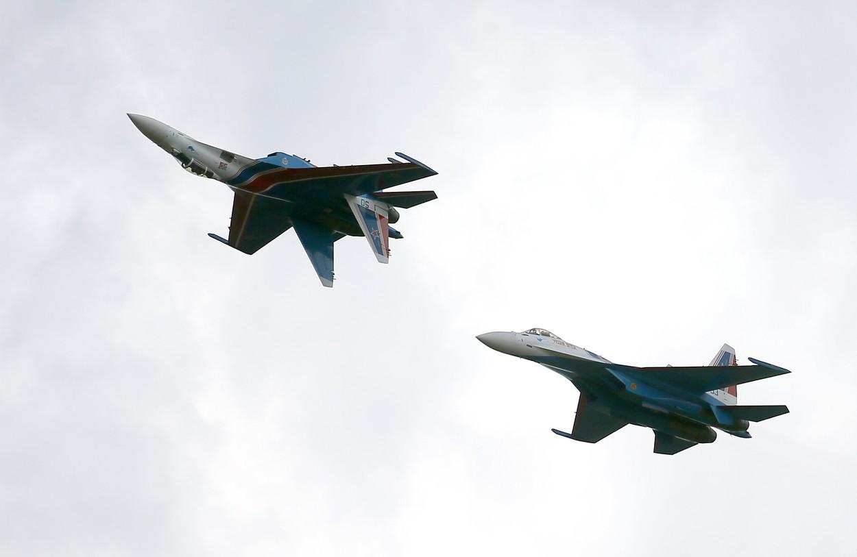 Incident: Danemarca susţine că avioane militare ruse au pătruns ilegal în spaţiul său aerian