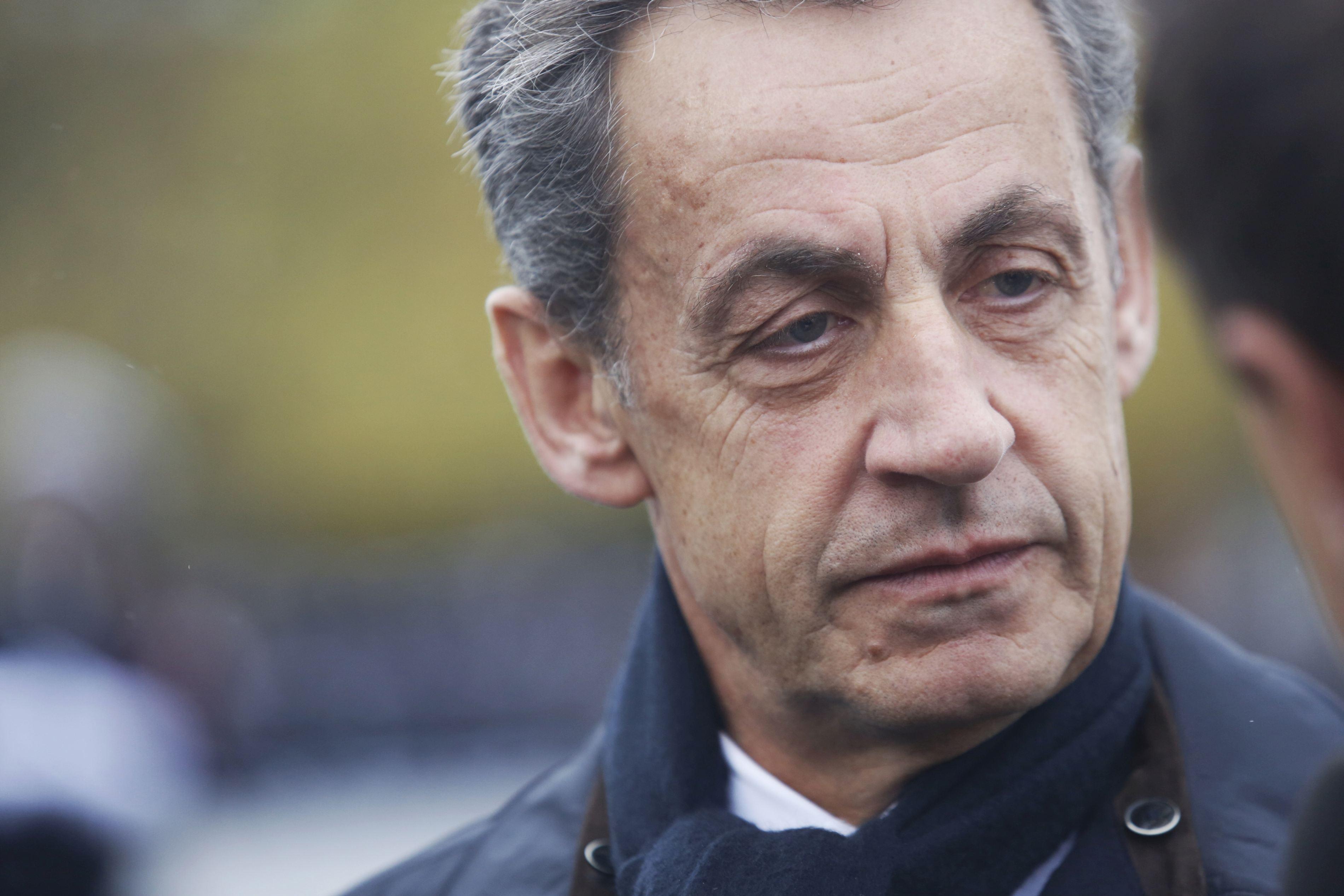 Nicolas Sarkozy, audiat la o instanţă din Paris în procesul privind finanţarea campaniei electorale